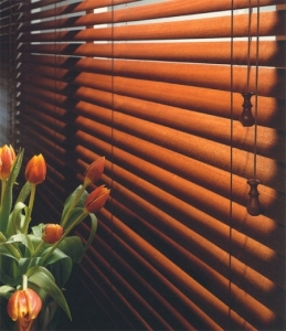 Privacy Wooden Venetian Blinds in Hadleigh, Benfleet Essex