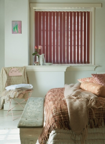 Vertical Blinds in Essex
