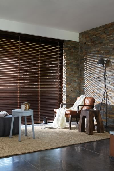 Luxaflex® Wooden Blinds in Essex