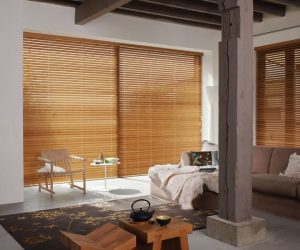 Privacy Wood Venetian Blinds (50mm & 63.5mm)