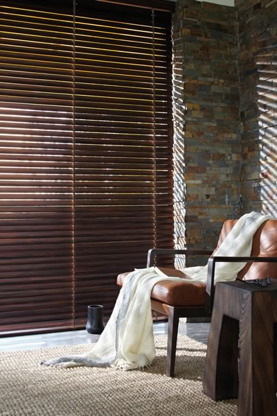 Hollywood Venetian Faux Wood Blinds (50mm)