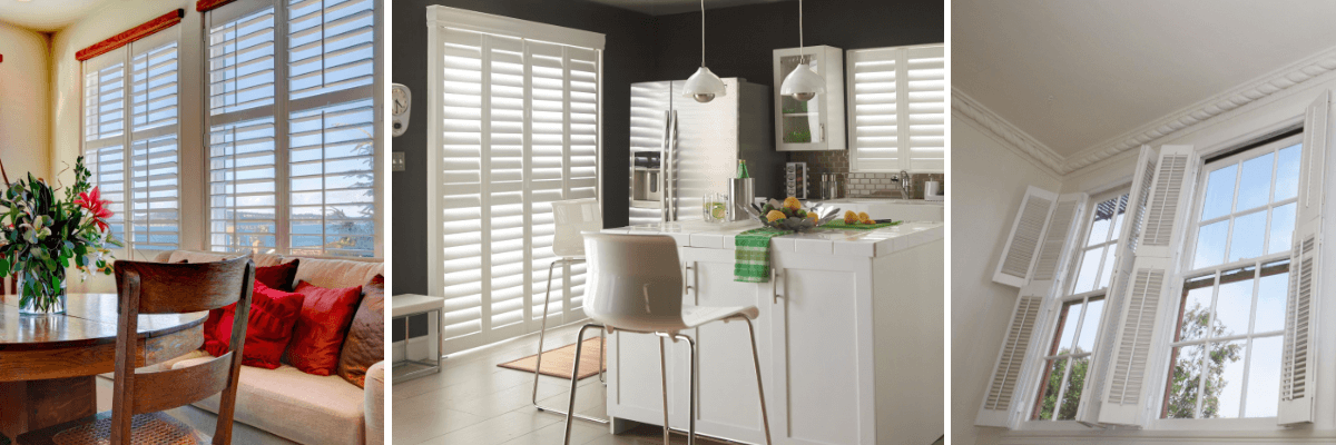 Window shutters Loughton