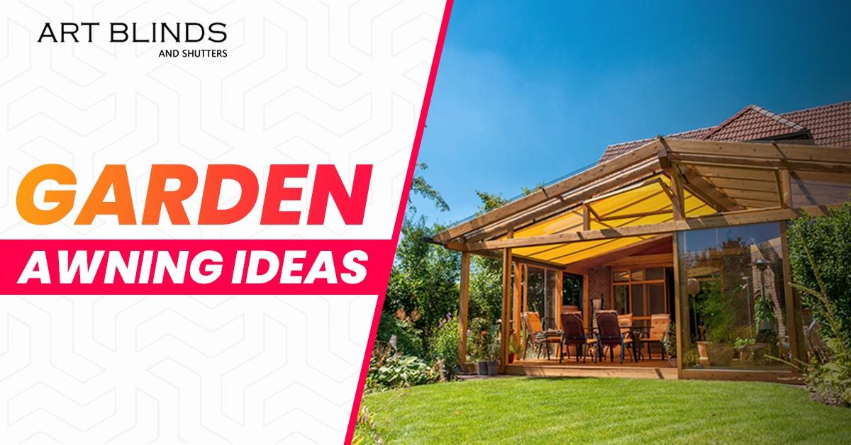 Garden Awning Ideas